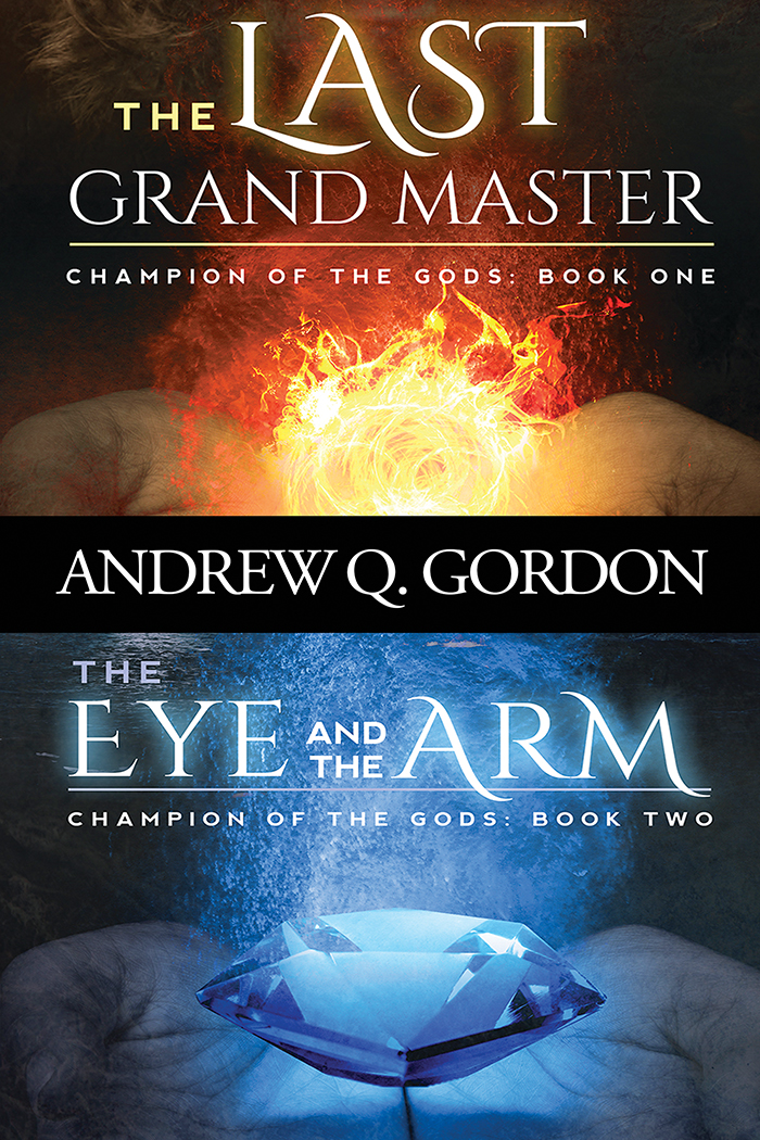 Champion of the Gods Books One and Two