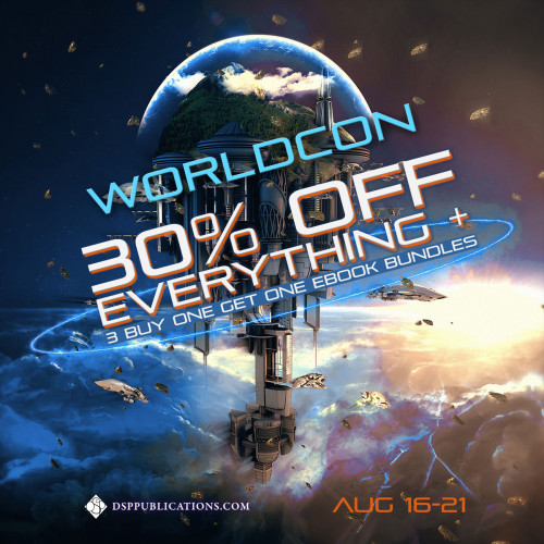 Worldcon 30% Off Entire Store & 3 Buy One, Get One Bundles