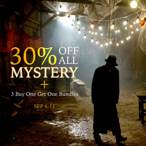 30% Off All Mystery Titles & 3 Selected Buy One, Get One Bundles