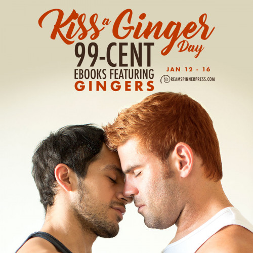 Kiss a Ginger 99-Cent eBooks