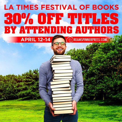 LA Times Festival of Books Sale