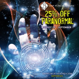 25% Off Paranormal Titles