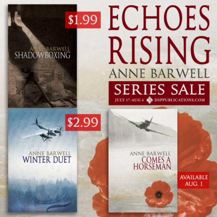 Echoes Rising Sale