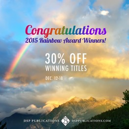 30% Off Rainbow Awards Titles