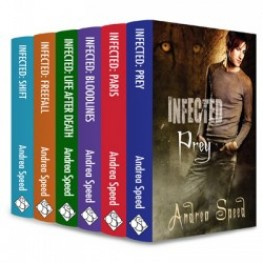Coming Soon: Infected Series Volume One Bundle