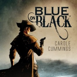 Blue on Black Reviewed on Amazing Stories