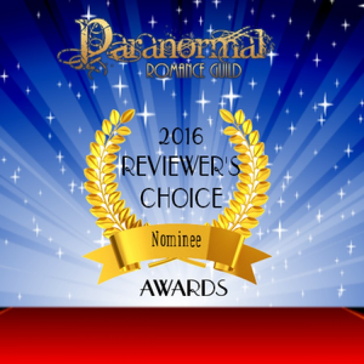 Paranormal Romance Guild Reviewers Choice Awards