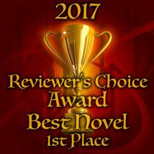 Paranormal Romance Guild winner