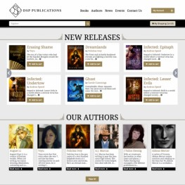 DSP Publications Launches New Site and Online Store